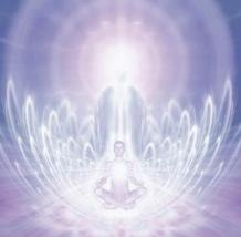 healing angel light